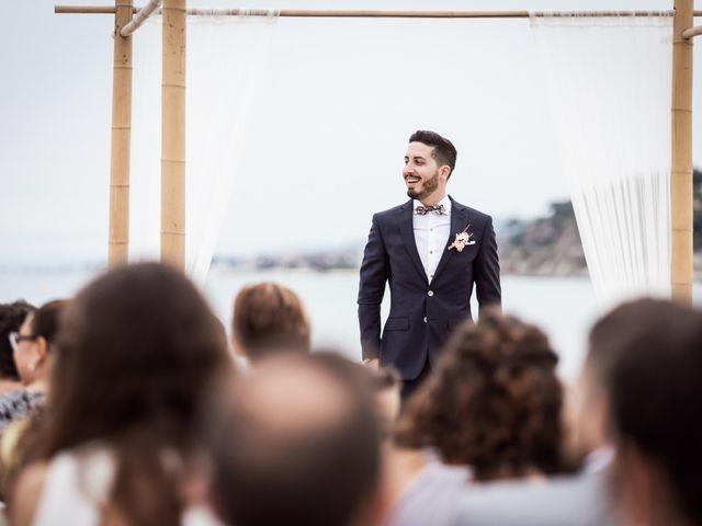 La boda de Ruben y Desirée en Arenys De Mar, Barcelona 38