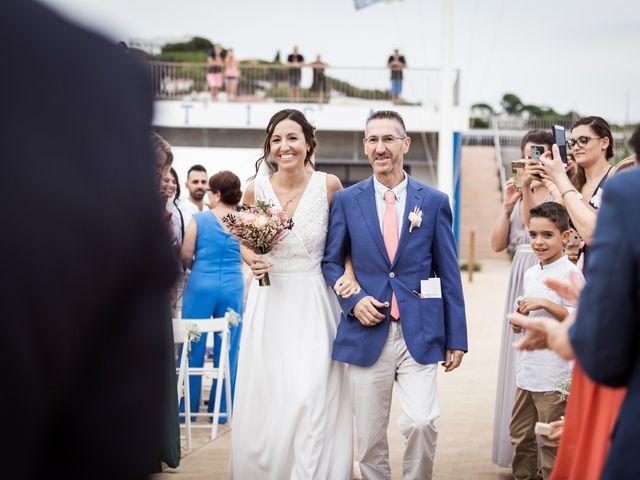 La boda de Ruben y Desirée en Arenys De Mar, Barcelona 41