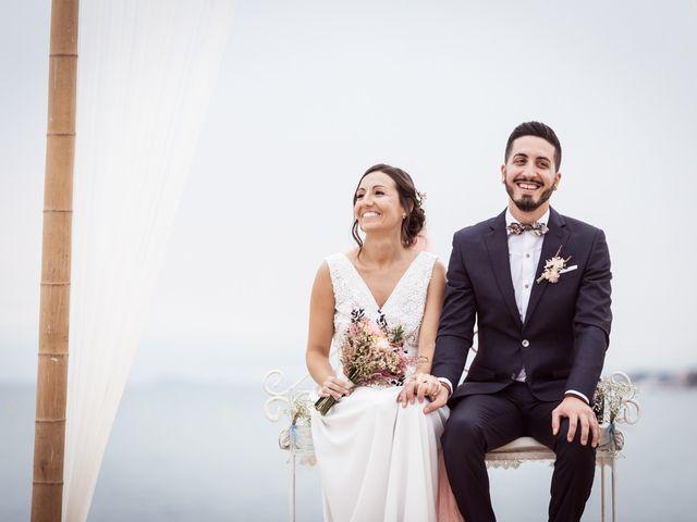 La boda de Ruben y Desirée en Arenys De Mar, Barcelona 42
