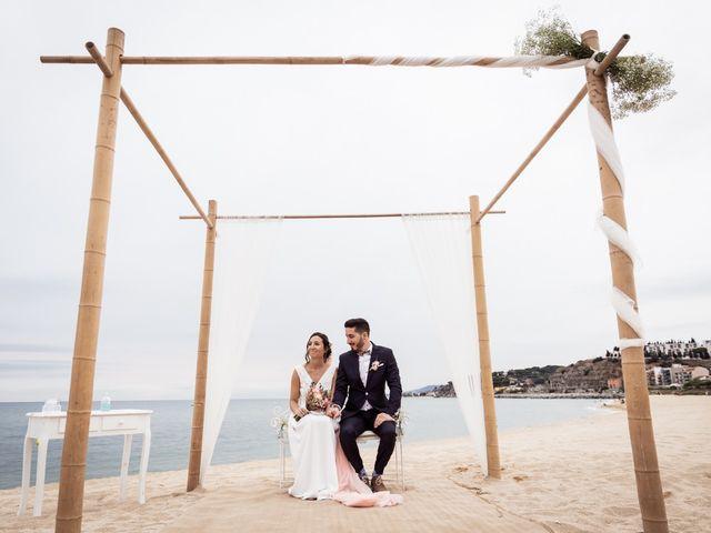 La boda de Ruben y Desirée en Arenys De Mar, Barcelona 45