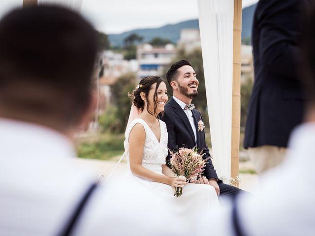 La boda de Ruben y Desirée en Arenys De Mar, Barcelona 47
