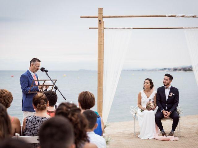 La boda de Ruben y Desirée en Arenys De Mar, Barcelona 48