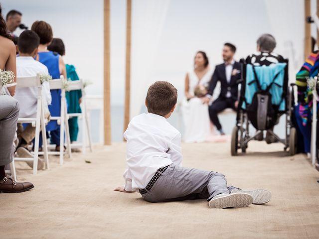La boda de Ruben y Desirée en Arenys De Mar, Barcelona 49