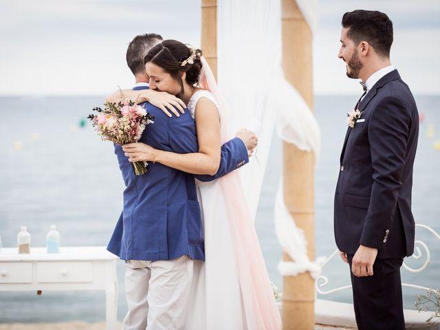 La boda de Ruben y Desirée en Arenys De Mar, Barcelona 51