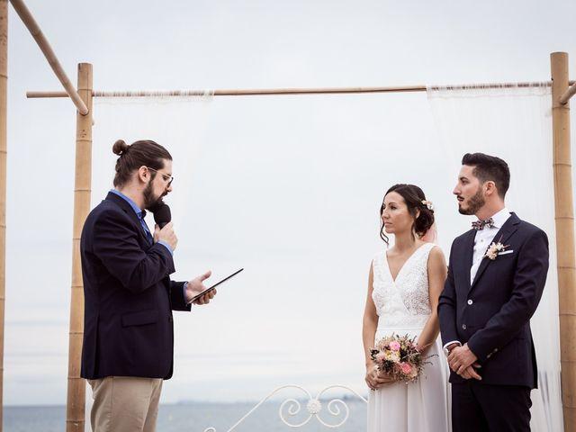 La boda de Ruben y Desirée en Arenys De Mar, Barcelona 54