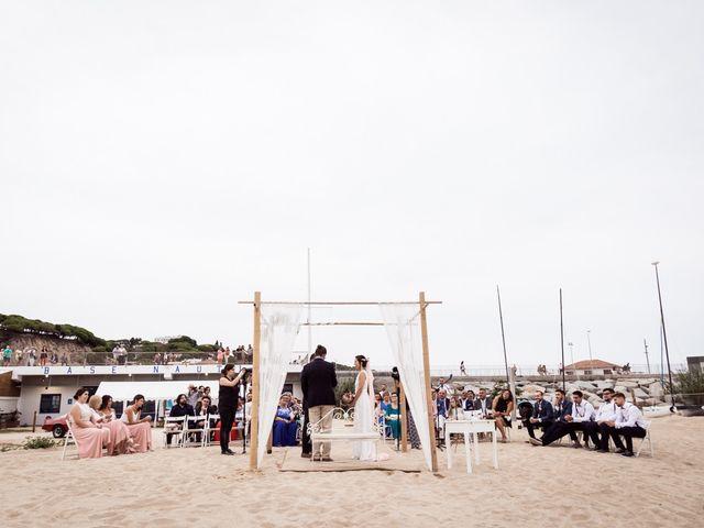 La boda de Ruben y Desirée en Arenys De Mar, Barcelona 56