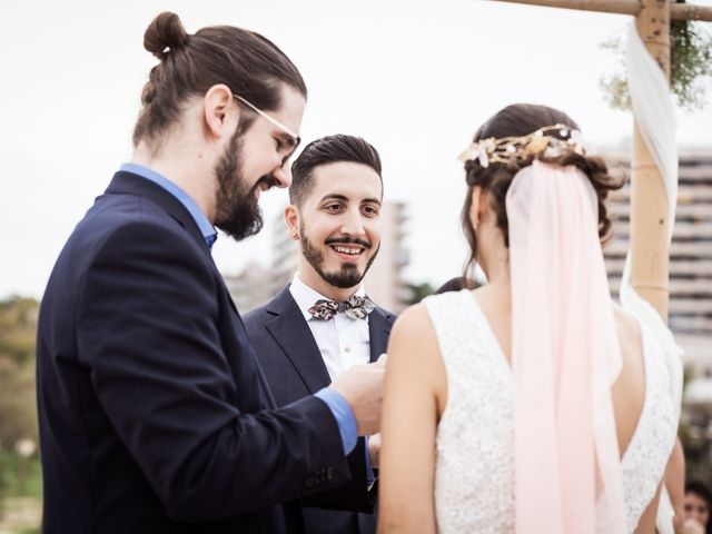 La boda de Ruben y Desirée en Arenys De Mar, Barcelona 57