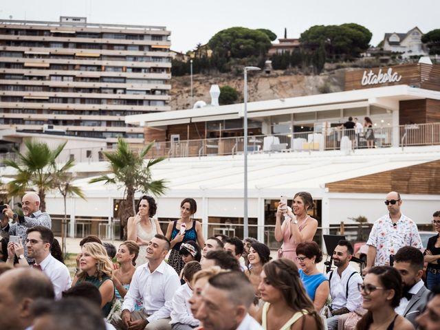 La boda de Ruben y Desirée en Arenys De Mar, Barcelona 58