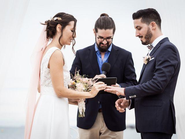 La boda de Ruben y Desirée en Arenys De Mar, Barcelona 60