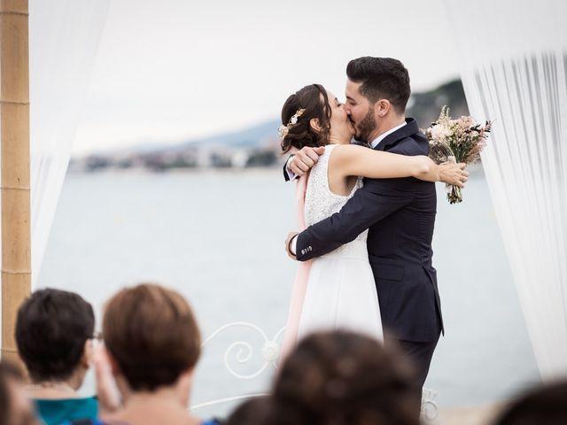 La boda de Ruben y Desirée en Arenys De Mar, Barcelona 61