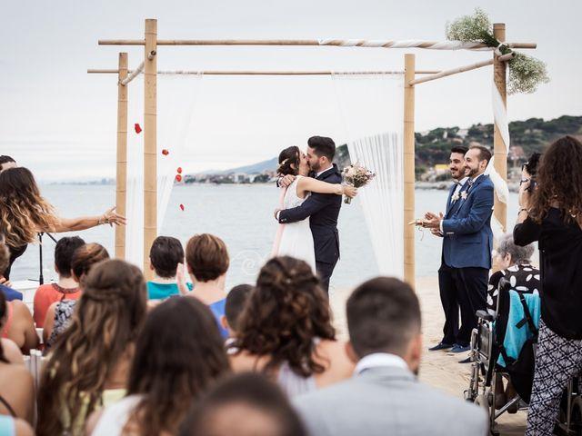La boda de Ruben y Desirée en Arenys De Mar, Barcelona 62
