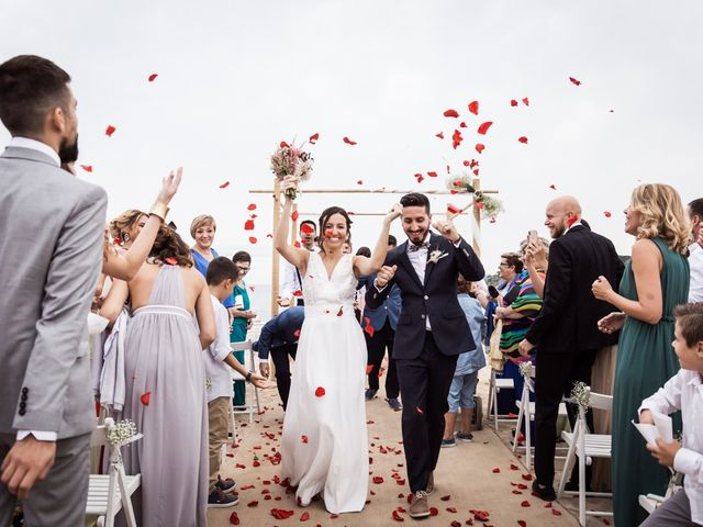 La boda de Ruben y Desirée en Arenys De Mar, Barcelona 66