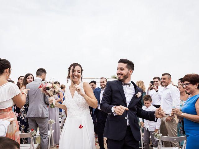 La boda de Ruben y Desirée en Arenys De Mar, Barcelona 67