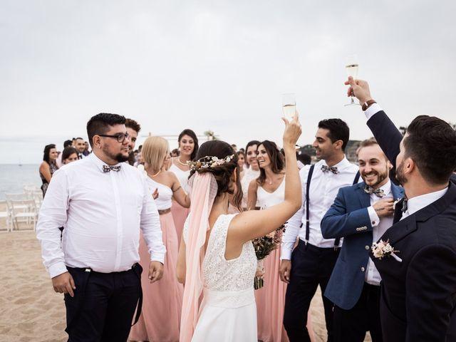 La boda de Ruben y Desirée en Arenys De Mar, Barcelona 69
