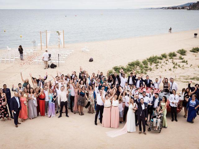 La boda de Ruben y Desirée en Arenys De Mar, Barcelona 70