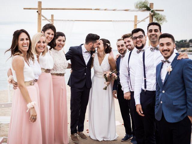La boda de Ruben y Desirée en Arenys De Mar, Barcelona 72