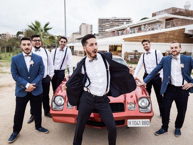 La boda de Ruben y Desirée en Arenys De Mar, Barcelona 74