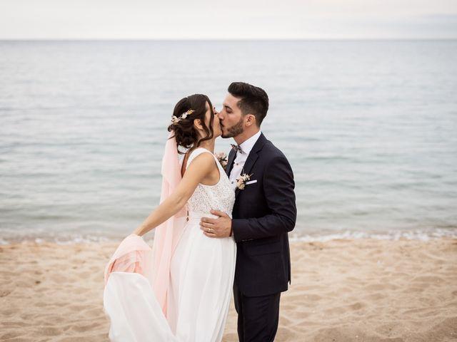 La boda de Ruben y Desirée en Arenys De Mar, Barcelona 78