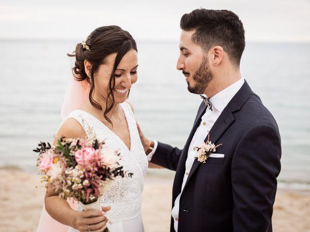 La boda de Ruben y Desirée en Arenys De Mar, Barcelona 79