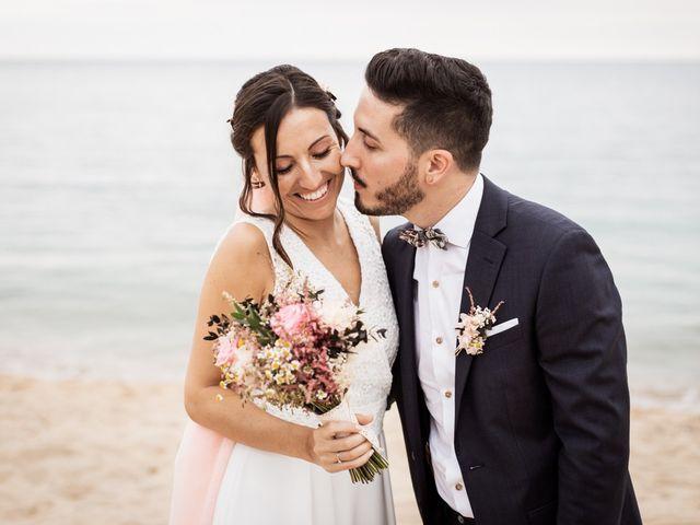La boda de Ruben y Desirée en Arenys De Mar, Barcelona 80