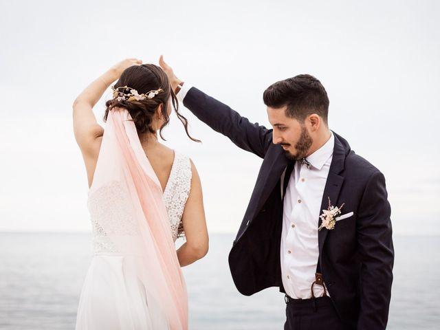La boda de Ruben y Desirée en Arenys De Mar, Barcelona 81