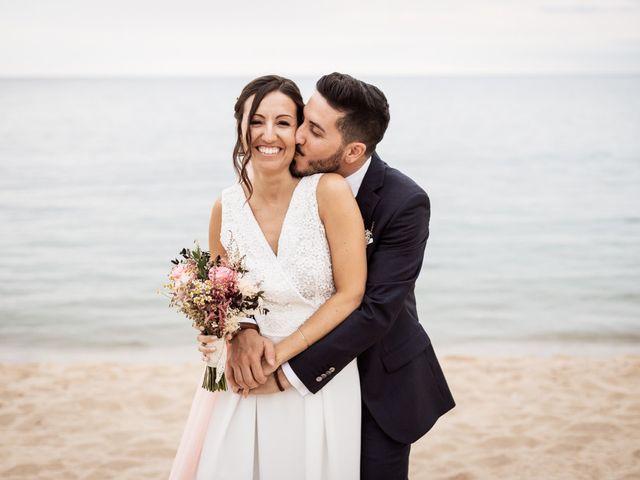 La boda de Ruben y Desirée en Arenys De Mar, Barcelona 83