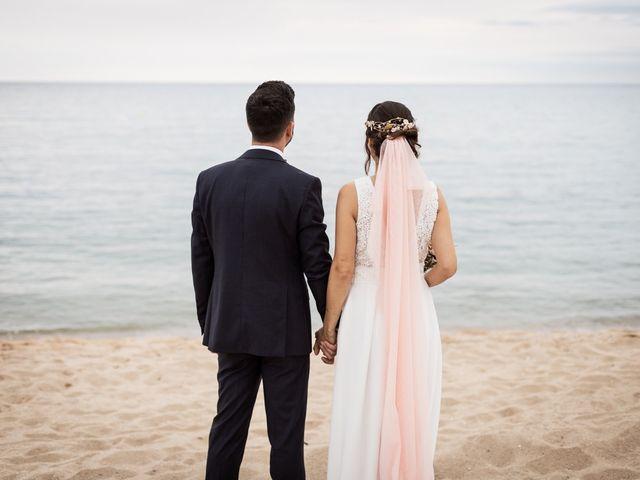La boda de Ruben y Desirée en Arenys De Mar, Barcelona 84