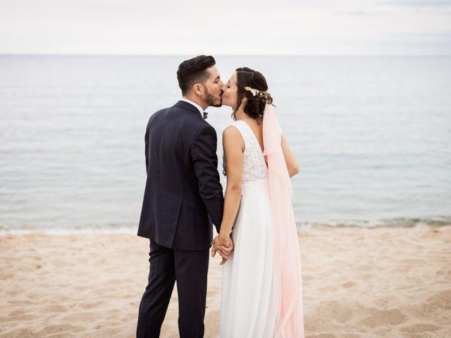 La boda de Ruben y Desirée en Arenys De Mar, Barcelona 85