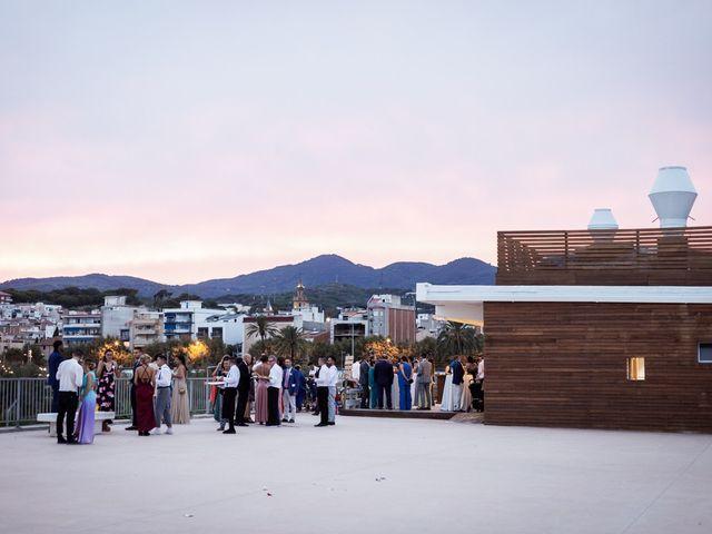 La boda de Ruben y Desirée en Arenys De Mar, Barcelona 95