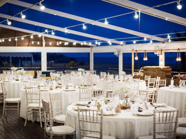 La boda de Ruben y Desirée en Arenys De Mar, Barcelona 100