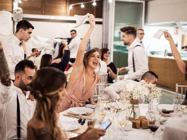 La boda de Ruben y Desirée en Arenys De Mar, Barcelona 107