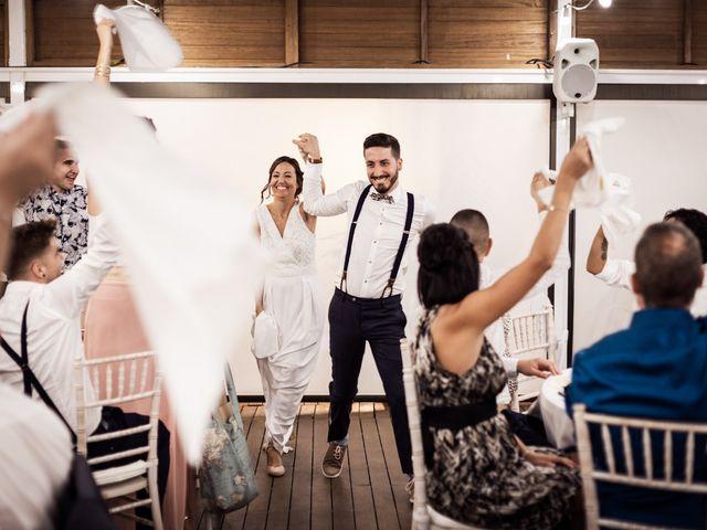 La boda de Ruben y Desirée en Arenys De Mar, Barcelona 108