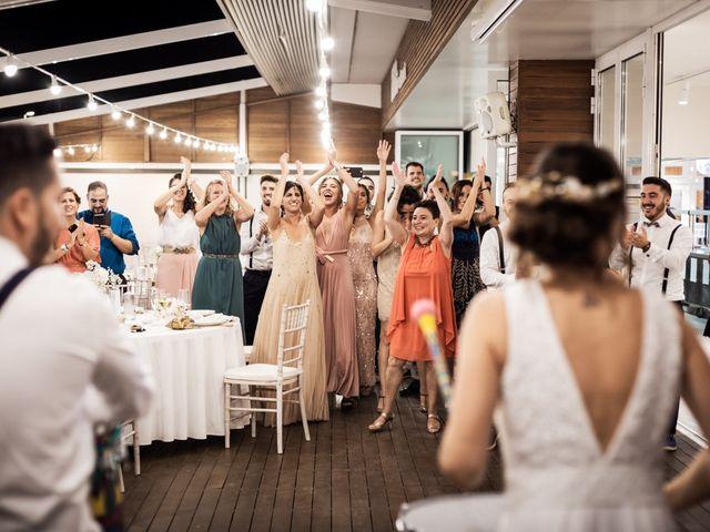 La boda de Ruben y Desirée en Arenys De Mar, Barcelona 113