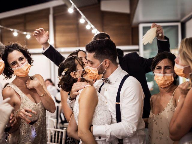 La boda de Ruben y Desirée en Arenys De Mar, Barcelona 120