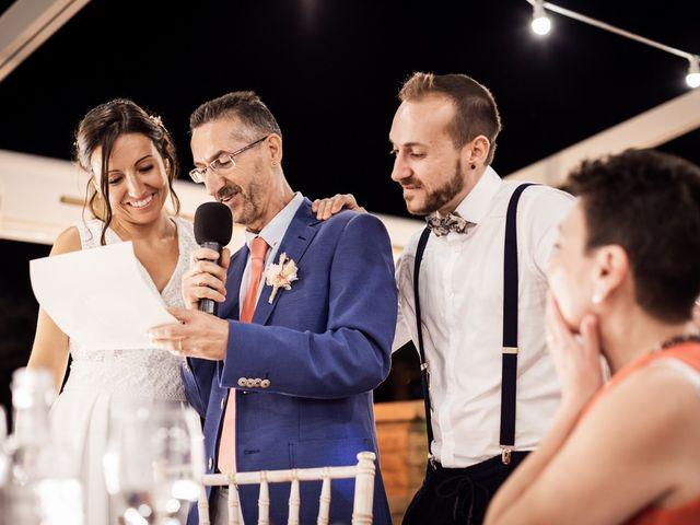 La boda de Ruben y Desirée en Arenys De Mar, Barcelona 121