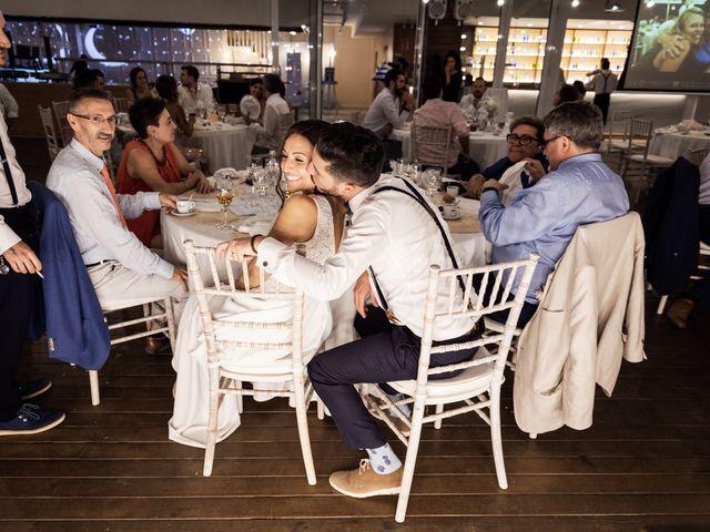 La boda de Ruben y Desirée en Arenys De Mar, Barcelona 123
