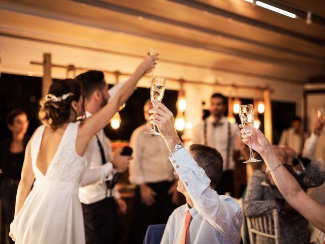 La boda de Ruben y Desirée en Arenys De Mar, Barcelona 130