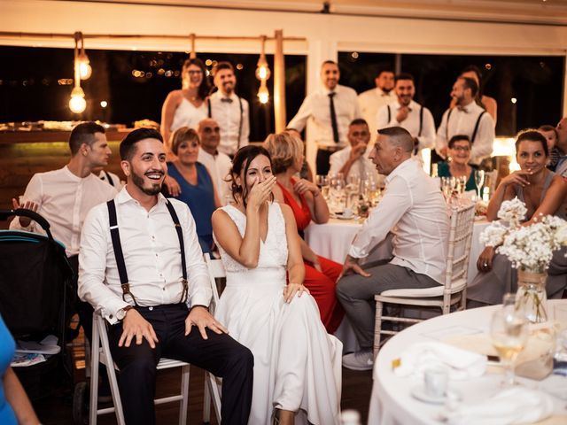 La boda de Ruben y Desirée en Arenys De Mar, Barcelona 131