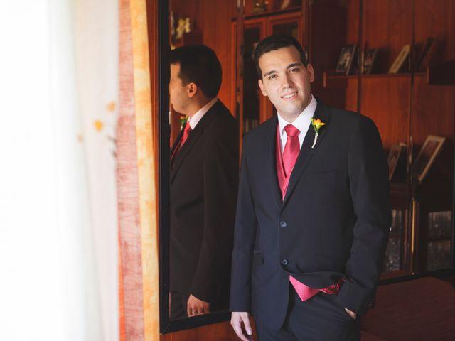 La boda de José Luis y Itziar en El Molar, Madrid 5