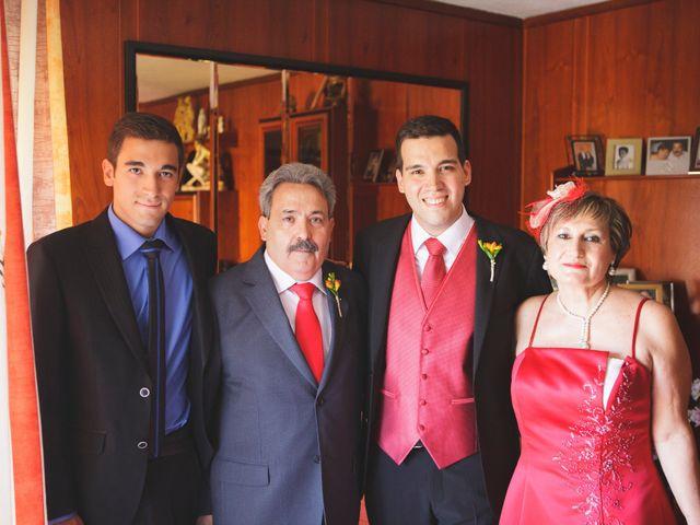La boda de José Luis y Itziar en El Molar, Madrid 6