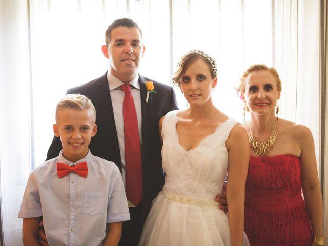 La boda de José Luis y Itziar en El Molar, Madrid 14