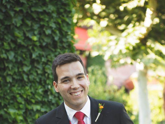 La boda de José Luis y Itziar en El Molar, Madrid 20