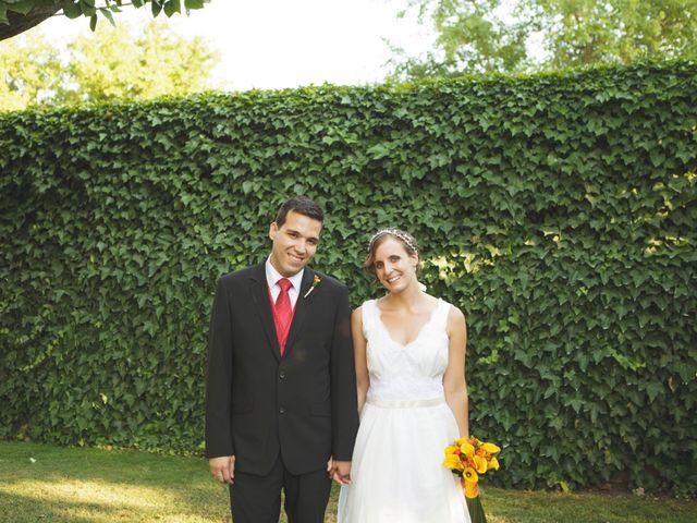 La boda de José Luis y Itziar en El Molar, Madrid 21