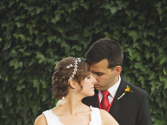 La boda de José Luis y Itziar en El Molar, Madrid 26