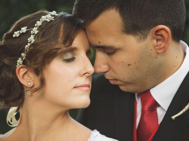 La boda de José Luis y Itziar en El Molar, Madrid 27
