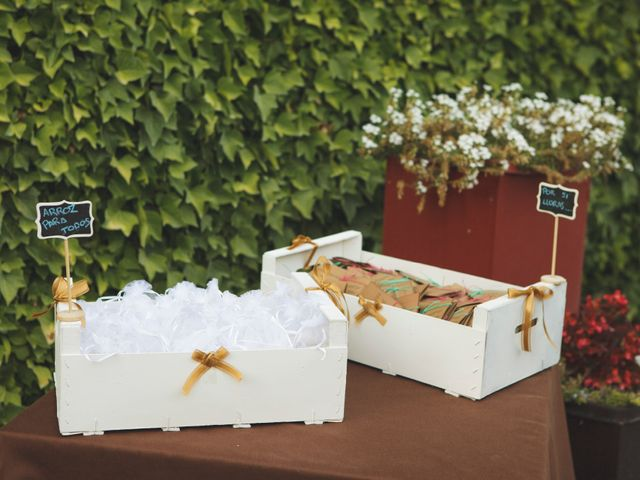 La boda de José Luis y Itziar en El Molar, Madrid 28