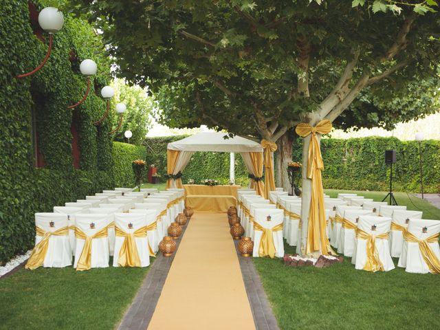 La boda de José Luis y Itziar en El Molar, Madrid 29