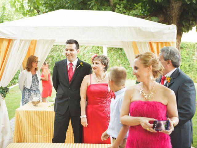 La boda de José Luis y Itziar en El Molar, Madrid 30