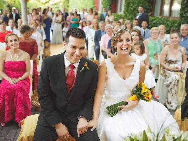 La boda de José Luis y Itziar en El Molar, Madrid 32