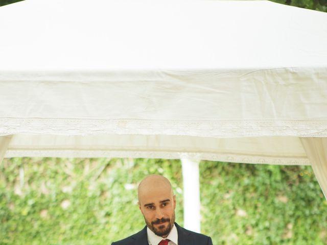 La boda de José Luis y Itziar en El Molar, Madrid 34